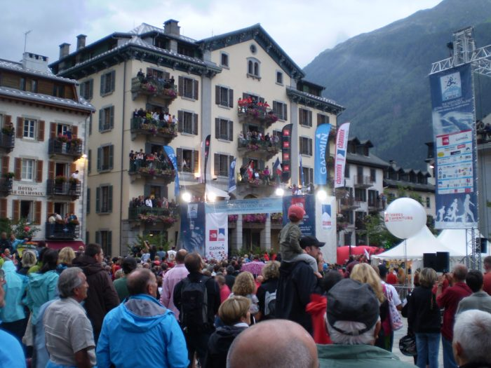 Get to the UTMB Finish Line with Peak Transfer