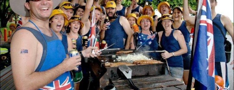 Peak Transfer | Australia Day Party at Le Vert!