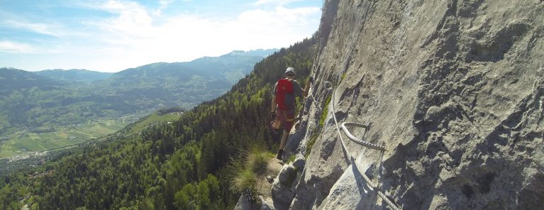 Peak Transfer | Via Ferrata Chamonix