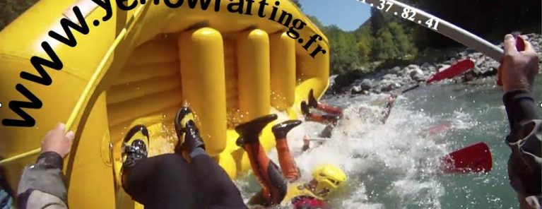 Peak Transfer | Rafting, Canyoning & Hydrospeed in Chamonix & Italy