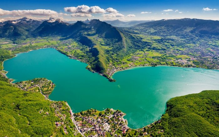 Lac Annecy Day Trip from Geneva or Chamonix with Peak Transfer