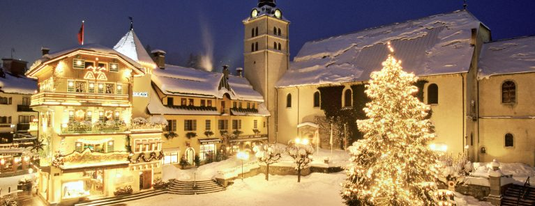 Peak Transfer | Megève – The Best Luxury Ski Resort