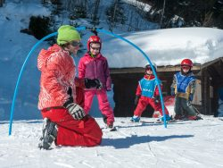 Saint Gervais Best Resort for Family Skiing