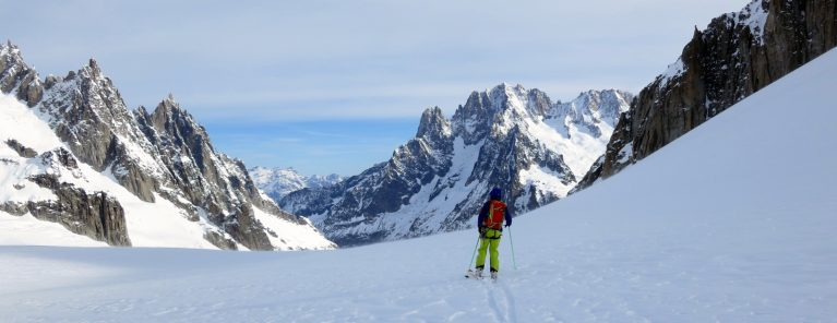 Peak Transfer | The Vallee Blanche: A Detailed Guide