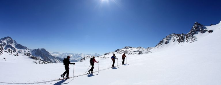 Peak Transfer | Tis the season to be Touring… Ski Touring that is!
