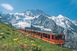 Exceptional Mountain Railways of the Alps