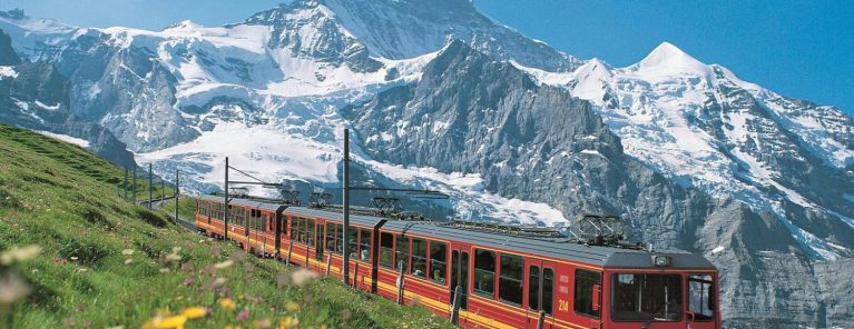 Peak Transfer | Exceptional Mountain Railways of the Alps