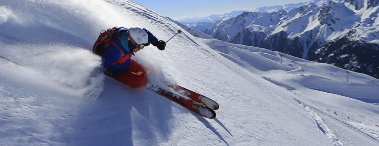 Peak Transfer | Chamonix Winter Ski Guide
