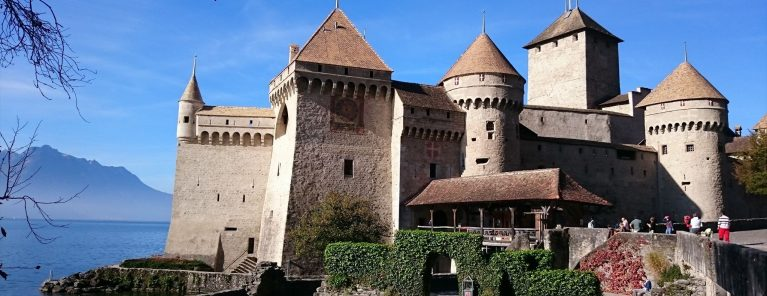 Peak Transfer | Chateau de Chillon: A Fairytale Castle with a Darker History