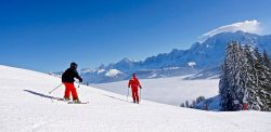 Fantastic Skiing for all the Family in Combloux