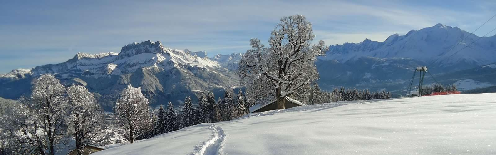 Peak Transfer recommend a Winter Ski Getaway to Cordon