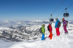 Peak Transfer recommend skiing Flaine