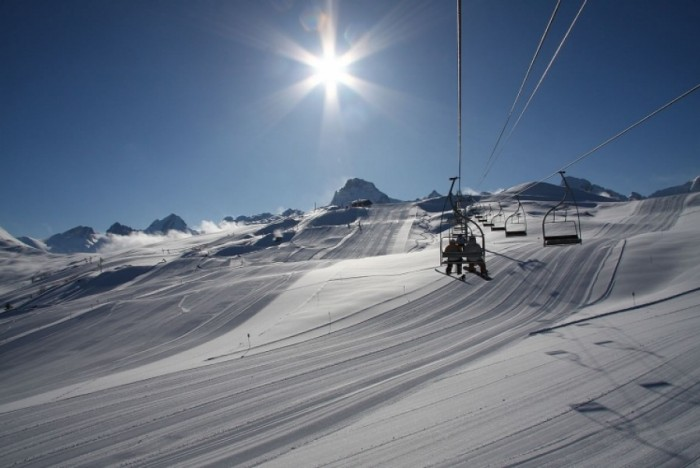 Peak Transfer recommend skiing in Le Grand-Bornand