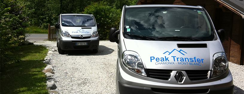Peak Transfer Chamonix Transfers