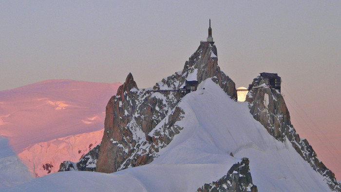The Aiguille du Midi is an Absolute must to any visitor to Chamonix-700x394